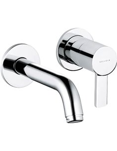 Kludi Basin Water Mixer Zenta 382440575 - 1