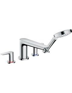 Hansgrohe jaucējkrāns uz vannas malas Talis E 71748000 - 1
