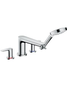 Hansgrohe Rim-Mounted Bath Mixer Talis E 71748000 - 1