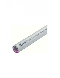 PPR caurule ar stiklašķiedru 25x3.5 919 - 1