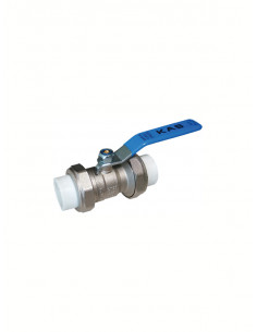 PPR lodveida ventilis ar saskrūvi 927 - 1