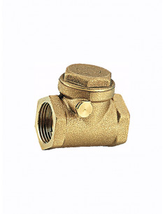 "Clapet valve 7000 1.1/2"" - 1"