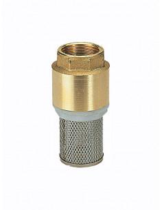"Foot valve 1030 1.1/2"" - 1"