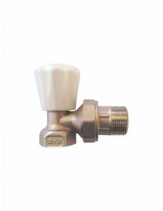 Radiatoru ventilis leņķa 0401303