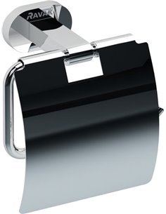 Ravak tualetes papīra turētājs Chrome CR 400.00 - 1