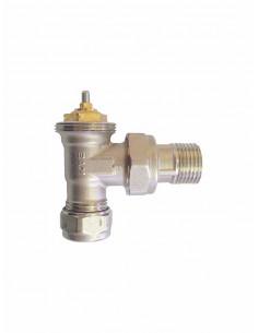 Termostatisks leņķa ventilis PEX 1314014 - 1