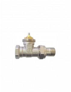 Termostatisks ventilis taisnais 1304009 - 1
