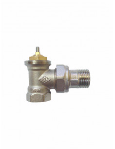 Termostatiskais leņķa ventilis 1915012 - 1