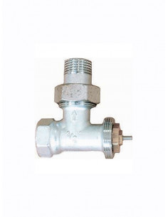 Termostatiskais leņķa ventilis 3609 1/2 - 1