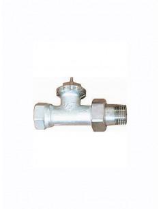 Termostatiskais ventilis, taisnais 3610 - 1