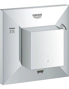 Переключатель потоков Grohe Allure Brilliant 19798000 на три потребителя