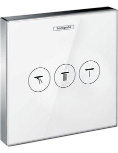 Hansgrohe dušas plūsmas slēdzis ShowerSelect 15736400 - 1