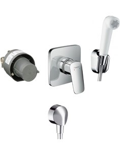 Hansgrohe Hygienic Shower Logis SET - 1