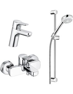 Kludi Shower Set Pure&Easy - 1
