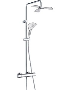 Kludi Shower Rack Fizz 6709605-00 - 1