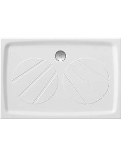 Ravak dušas paliktnis Gigant Pro 100x80 - 1