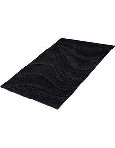 Коврик Ridder La Ola 729310 черный, 90x60