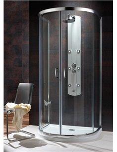 Radaway dušas stūris Premium Plus P - 1