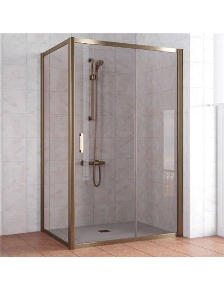 Vegas Glass dušas stūris ZP+ZPV 140*70 05 05 - 1