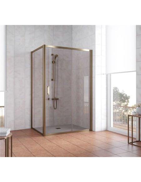 Vegas Glass dušas stūris ZP+ZPV 140*70 05 05 - 2