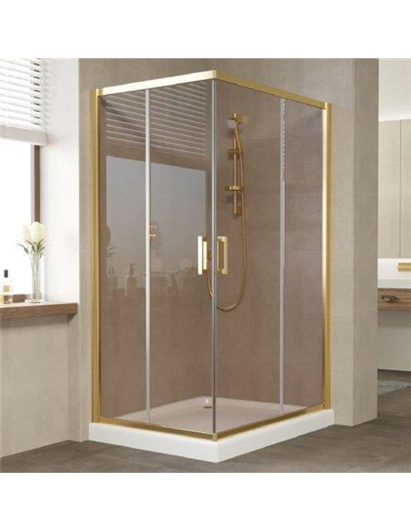 Vegas Glass dušas stūris ZA-F 110*80 09 05 - 2