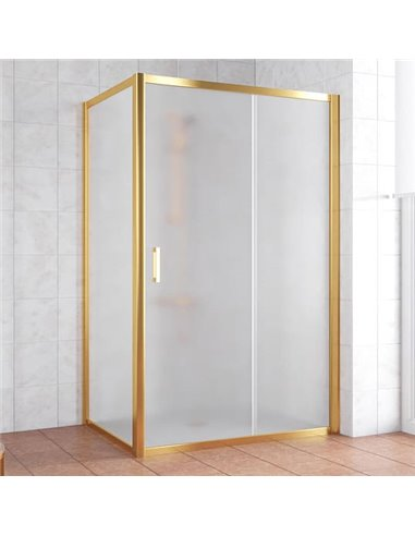 Vegas Glass dušas stūris ZP+ZPV 140*70 09 10 - 1