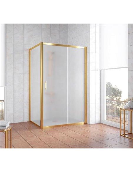 Vegas Glass dušas stūris ZP+ZPV 140*70 09 10 - 2