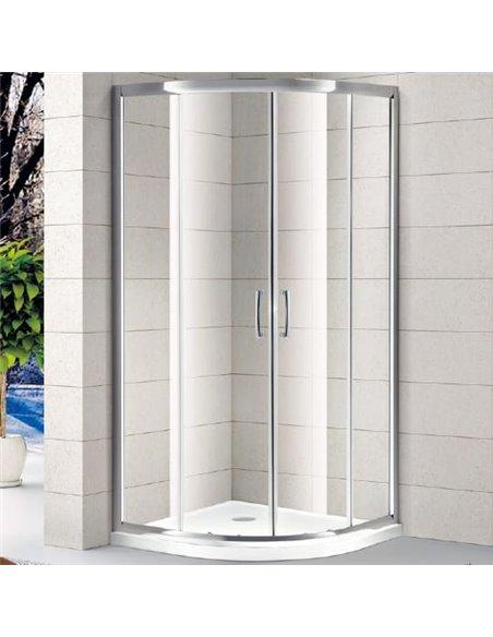 Alvaro Banos dušas stūris Granada S90.20 Cromo - 2
