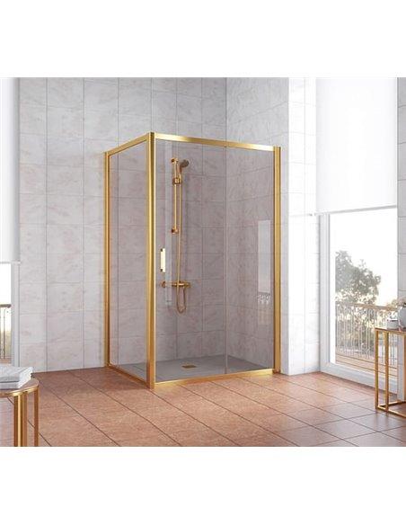 Vegas Glass dušas stūris ZP+ZPV 110*100 09 05 - 2