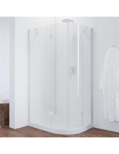 Vegas Glass dušas stūris AFS-F 100*80 01 01 L - 2