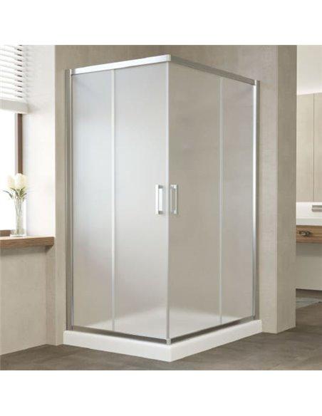 Vegas Glass dušas stūris ZA-F 110*90 08 10 - 2