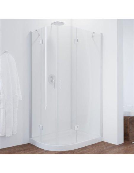 Vegas Glass dušas stūris AFS-F 100*80 01 01 R - 2