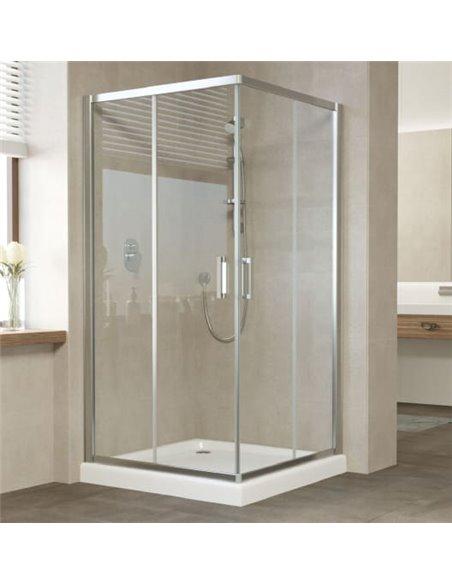 Vegas Glass dušas stūris ZA 0100 08 01 - 2