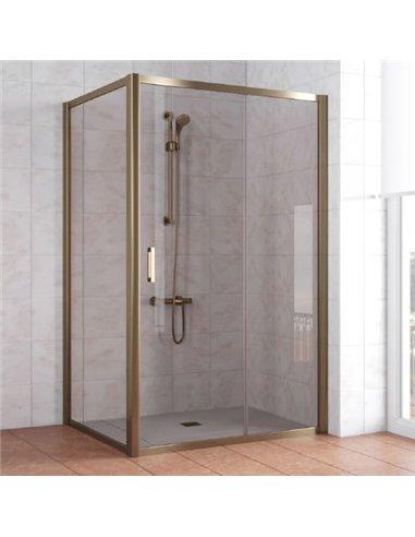 Vegas Glass dušas stūris ZP+ZPV 120*100 05 05 - 1