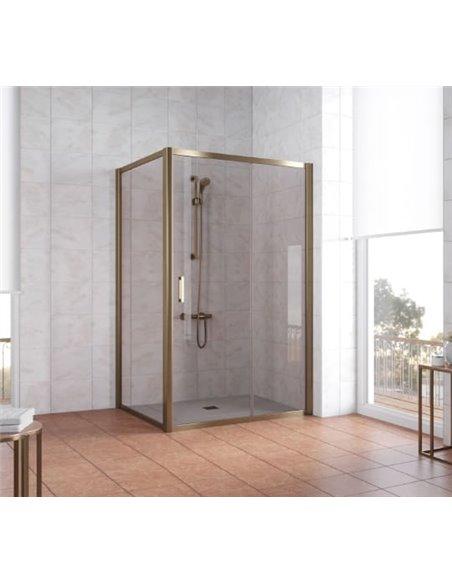 Vegas Glass dušas stūris ZP+ZPV 120*100 05 05 - 2