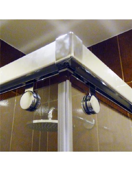 GuteWetter dušas stūris Slide Rectan GK-864 labā - 3