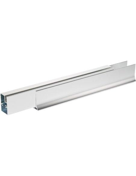 Vegas Glass dušas stūris ZA-F 90*80 08 10 - 4
