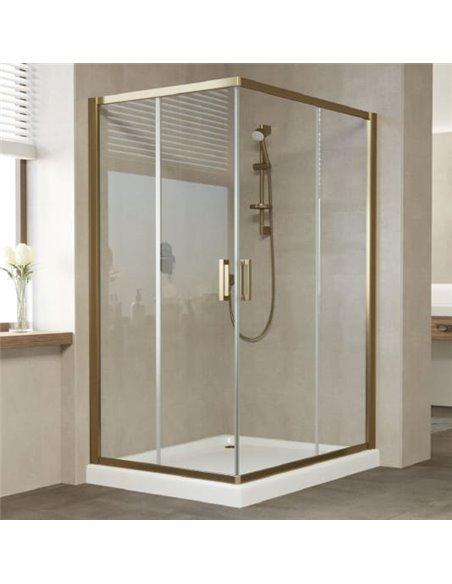 Vegas Glass dušas stūris ZA-F 120*100 05 01 - 2