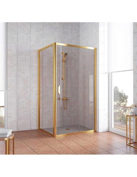 Vegas Glass dušas stūris ZP+ZPV 100*100 09 05 - 2