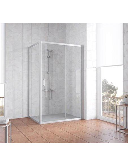 Vegas Glass dušas stūris ZP+ZPV 140*70 07 01 - 2
