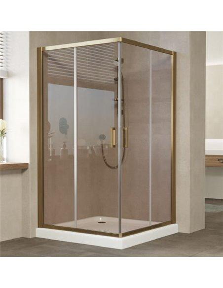 Vegas Glass dušas stūris ZA 120 05 05 - 2