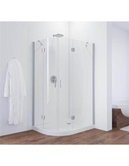 Vegas Glass dušas stūris AFS-F 120*90 07 01 R - 2