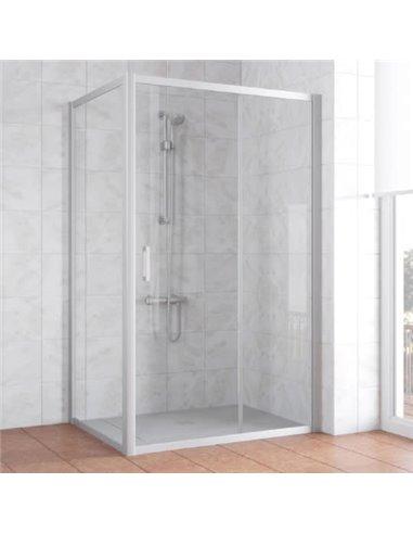 Vegas Glass dušas stūris ZP+ZPV 120*70 07 01 - 1