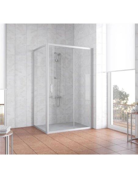 Vegas Glass dušas stūris ZP+ZPV 120*70 07 01 - 2