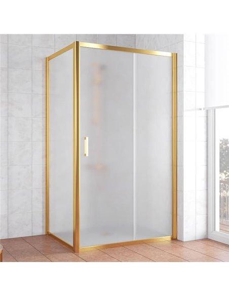 Vegas Glass dušas stūris ZP+ZPV 110*80 09 10 - 1