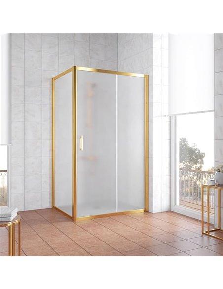 Vegas Glass dušas stūris ZP+ZPV 110*80 09 10 - 2