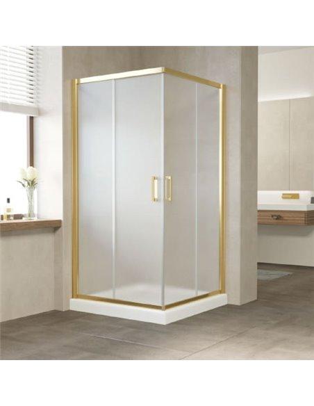 Vegas Glass dušas stūris ZA 0100 09 10 - 1