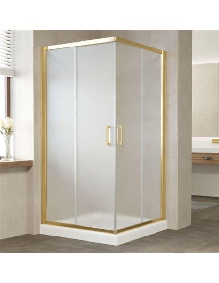 Vegas Glass dušas stūris ZA 0100 09 10 - 2