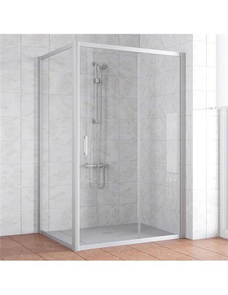 Vegas Glass dušas stūris ZP+ZPV 140*80 07 01 - 1