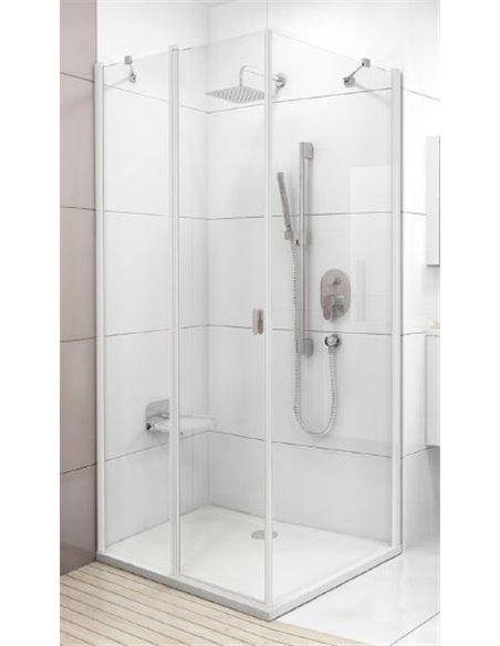 Ravak dušas stūris CRV2-80+CPS - 2